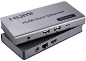 HDMI Over Ethernet Receiver
