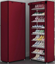 Dust Proof 9-Layer Shoe Cabinet
