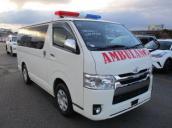 Toyota Hiace Ambulance 2015
