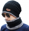 Winter Warmer Cap with Neck Band