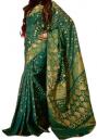Half Silk Jamdani Saree PB-8296