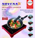 Novena NIF-282 Infrared Electric Cooker