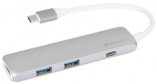 Verbatim USB 3.0 Type-C Hub with HDMI