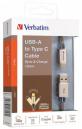 Verbatim 120cm USB-A to Type-C Cable