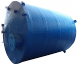 Fiberglass Chemical Tank 3000 Liter