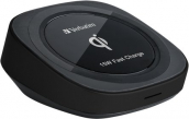 Verbatim 15W Qi Rotatable Wireless Fast Charger