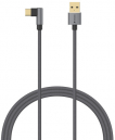 Verbatim L-Shaped Type C to USB-A Cable