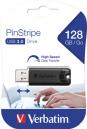 Verbatim PinStripe 128GB USB 3.0 Flash Drive