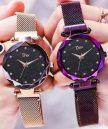 Dior Trendy Magnetic Strap Watch Combo