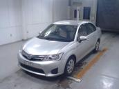 Toyota Axio X Hybrid 2014