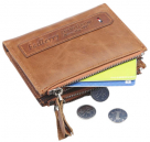 Baellerry Zipper Standard Long Wallet