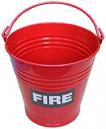 Strength Steel Fire Bucket
