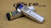 Core Link SFP-GE BXU-40 1.25Gb/s WDM / BiDi Transceiver