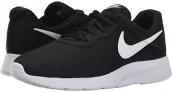 Nike Tanjun Dark black Sneaker Shoe for Men