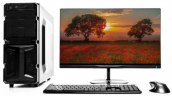 Desktop 3rd Gen Core i5 4GB RAM 500GB HDD 17