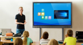 """Riotouch 75"""" Interactive All-In-One Smart PC"""