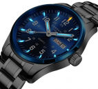 Carnival Tritium Light Waterproof Watch for Men