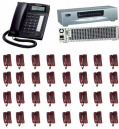 PABX System 40 Line 40 Telephone Set Full Package