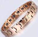 Stainless Steel Germanium health care magnetic bracelet
