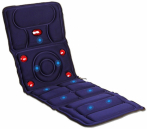 Full Body Massager Mattress with Remote Control