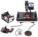 5-in-1 Multi Function High Quality Heat Press Machine