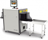 China Duel Energy X-Ray Baggage Scanner