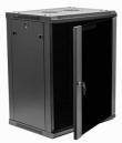 China 12U Glass Door Server Rack Cabinet