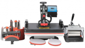 Freesub Combo Heat Press Machine