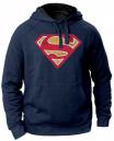 Blue Super Man Trendy Hoodie PB-1052