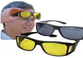 HD Vision Driving Anti Glare Wrap Around Sunglass