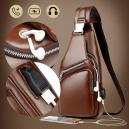 USB Cable Travel Bag