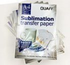 Quaff A4 Sublimation Transfer Paper