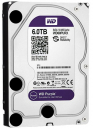 Western Digital WD60PURX 6TB Purple NV Surveillance HDD