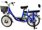 Ride Eco Plus Electric Bicycle