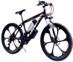 Ride 701 Mountain Electric Bicycle