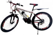 Ride Eco Plus Electric Three Gear Bicycle