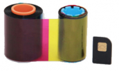 Ymcko Color Ribbon for S20 / S21 / S22 ID Printer