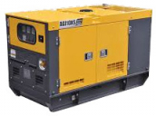 British Ricardo Series 62.5 kVA Diesel Engine Generator