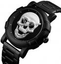 Skmei 9178 Skull Quartz Audlt Watch for Men