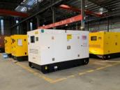 100KVA Euro Standard Diesel Generator