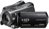 Sony HDR-SR12 10.2MP Touch Panel Handycam