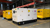 300 KVA Foreign Canopy Diesel Generator