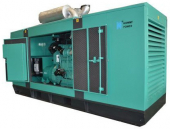 375 KVA European Standard Foreign Canopy Generator