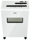 Deli 9911 2M/Min Speed Cross Cut Electronic Paper Shredder