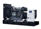 European Standard 200 kW Lambert Engine Generator