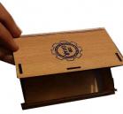 Wooden Attar Box