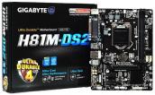 Gigabyte GA-H81M-DS2 UEFI DualBIOS HD Graphics Mainboard