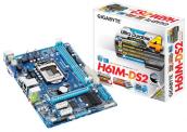 Gigabyte H61M-DS2 2nd & 3rd Gen LGA1155 Motherboard