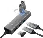 Baseus 5 Ports USB C HUB