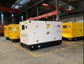 33 kVA British Ricardo Silent Generator